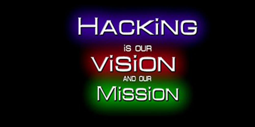 Hacking Vision