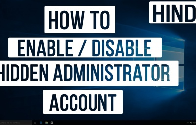 enable-the-hidden-administrator