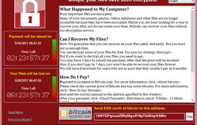 atacurile de tip Ransomware