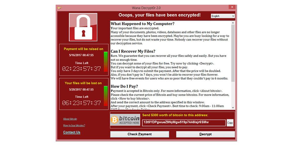 Cum evitam atacurile de tip Ransomware