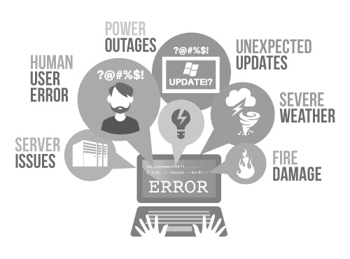 Disaster recovery data
