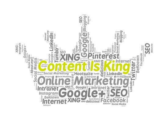 Content marketing - marketing prin continut
